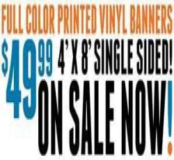 Warna Terbaik Untuk Banner Vinyl